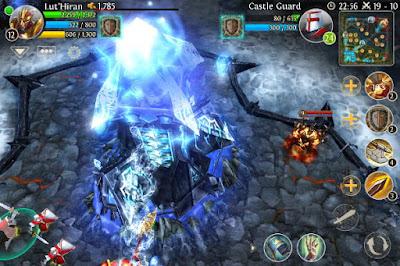 Heroes of Order & Chaos V2.2.1e MOD Apk