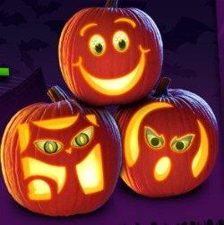 Free Pumpkin Carving Patterns - Halloween Corner - Spooky Recipes