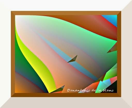 Formas geométricas luz textura e degradê 7