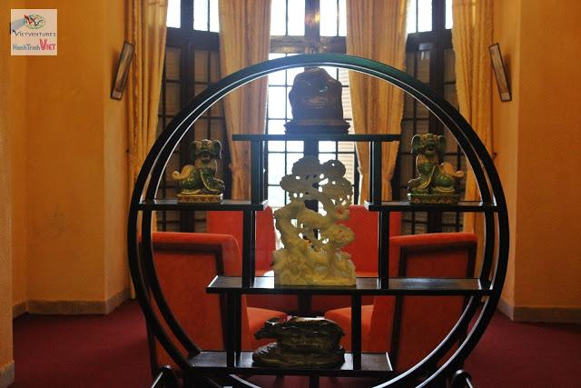 Palace d'Impératrice Nam Phuong - Dernière Impératrice du Vietnam