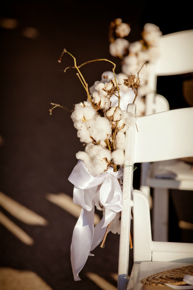 cotton wedding algodon bodas ideas flor bouquet planta 1