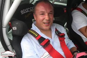 CO-DRIVER COM: PEDRO TAVARES