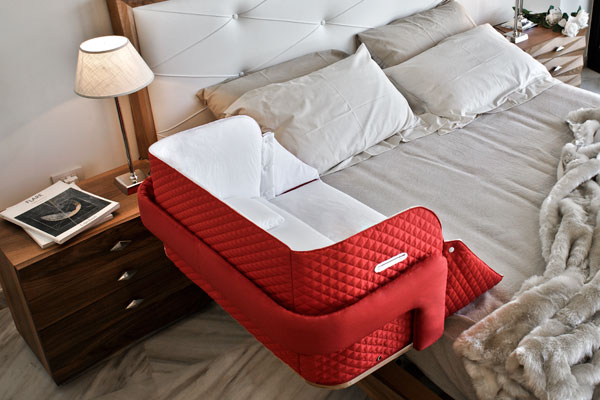 Baby Bed That Attaches To Parents Bed Book Covers