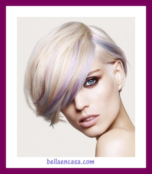 Tendencia de corte y color de cabello 2017 - Bella en Casa