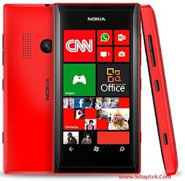 Nokia Lumia 505 harga spesifikasi, gambar dan review hp lumia 505 terbaru, tipe nokia lumia murah sonz blog