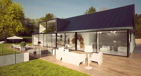 una vivienda ecolgica es una vivienda que reduce al mximo el consumo de energa y as conseguimos un importante ahorro econmico y una con