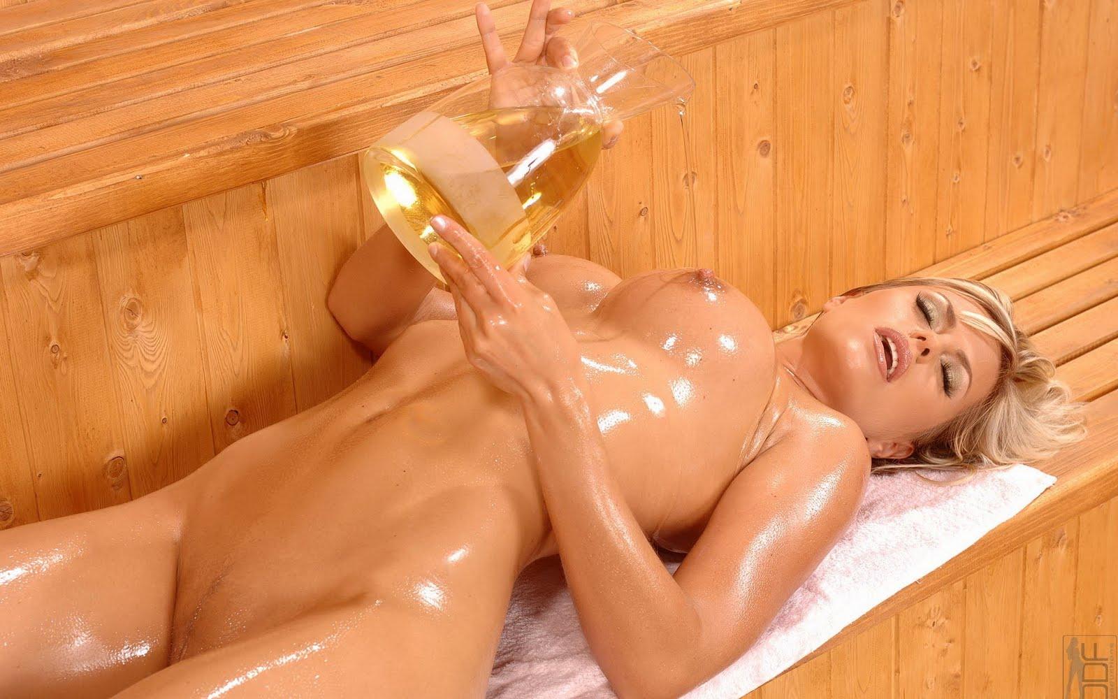 Эротика девушки масло 7 фотография