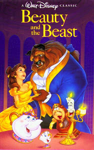 Poster Of Beauty and the Beast (1991) In Hindi English Dual Audio 300MB Compressed Small Size Pc Movie Free Download Only At World4ufree.Org
