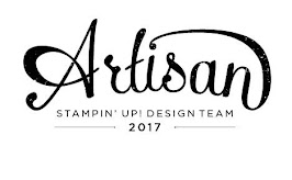 UK Stampin' Up! Artisan design team 2017