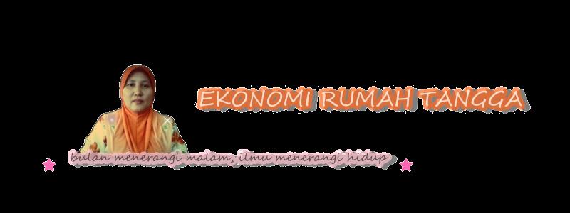 Ekonomi Rumah Tangga
