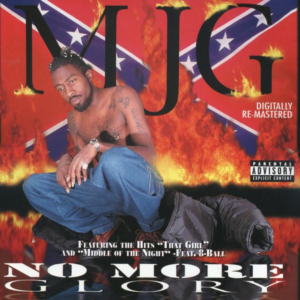 MJG - No More Glory  Cover