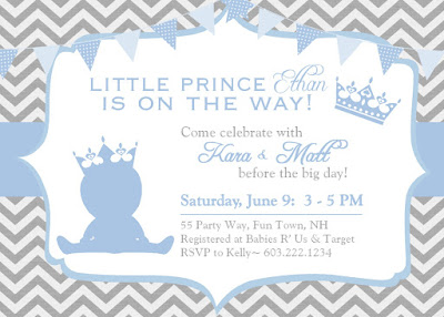 Baby Shower Invitations Girls