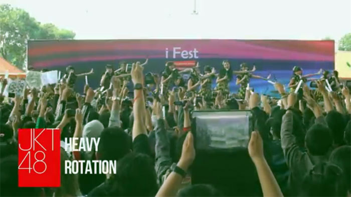 Cara Nge-Chant Lagu Heavy Rotation JKT48