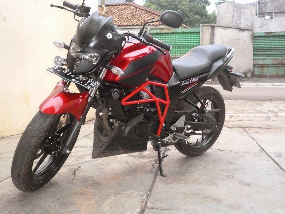 Foto Motor Yamaha Byson Baru