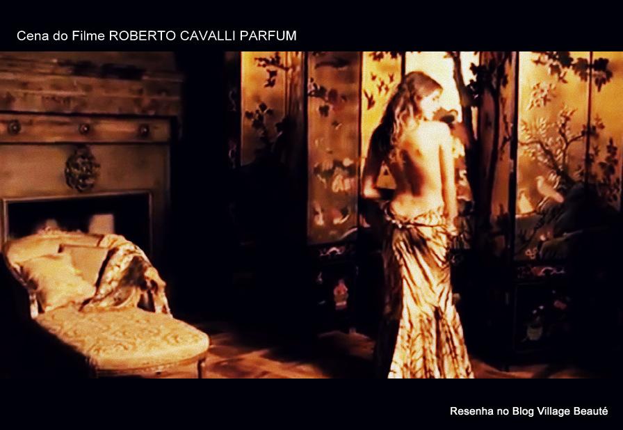 RESENHA DO PERFUME ROBERTO CAVALLI