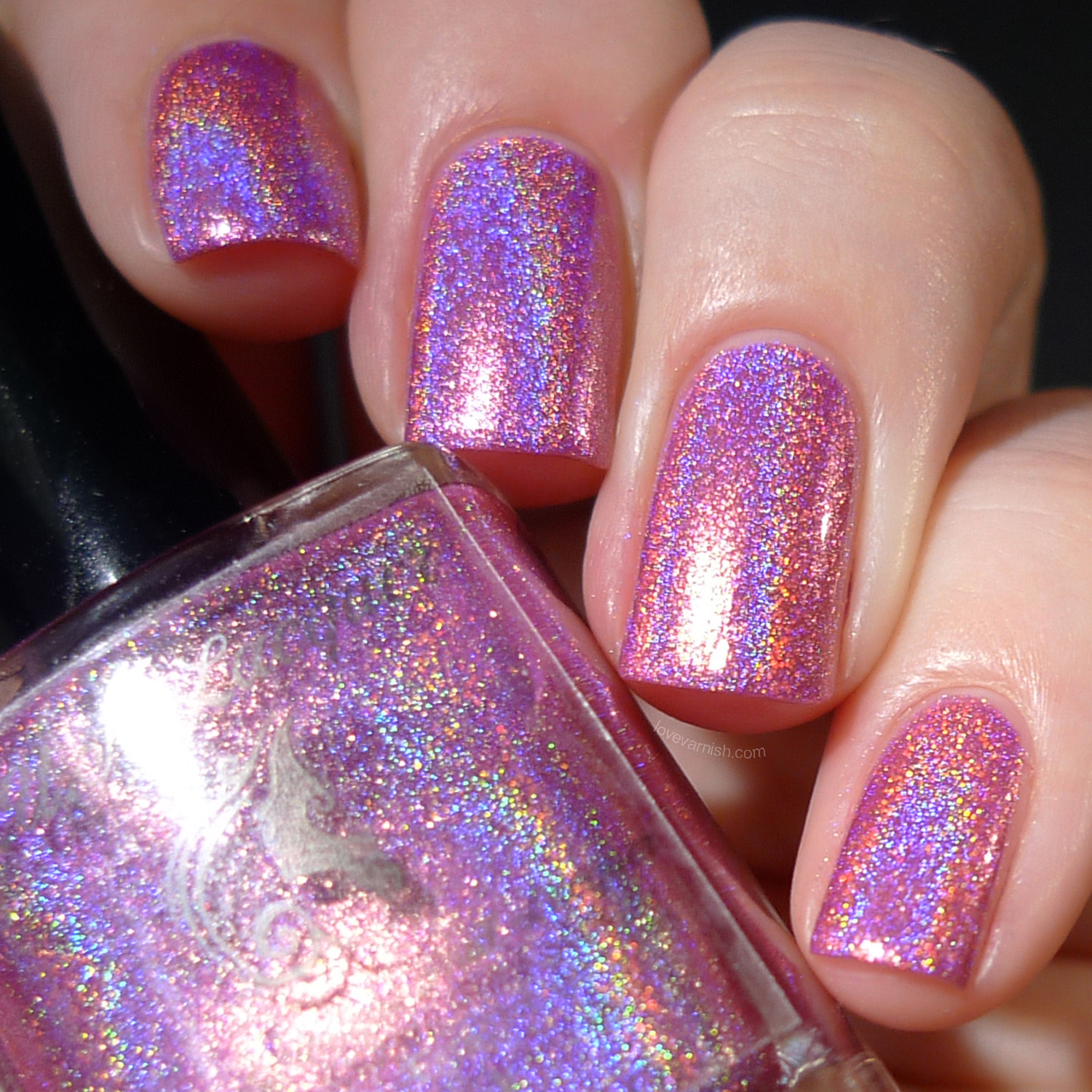 F.U.N Lacquer Summer 2014 Uniform For Summer: Bikini holographic