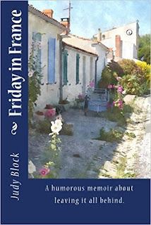 French Village Diaries advent calendar book review Friday in France Judy Block