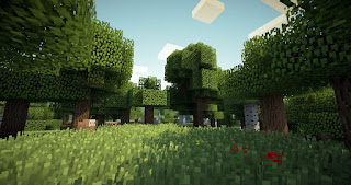 bosque de minecraft