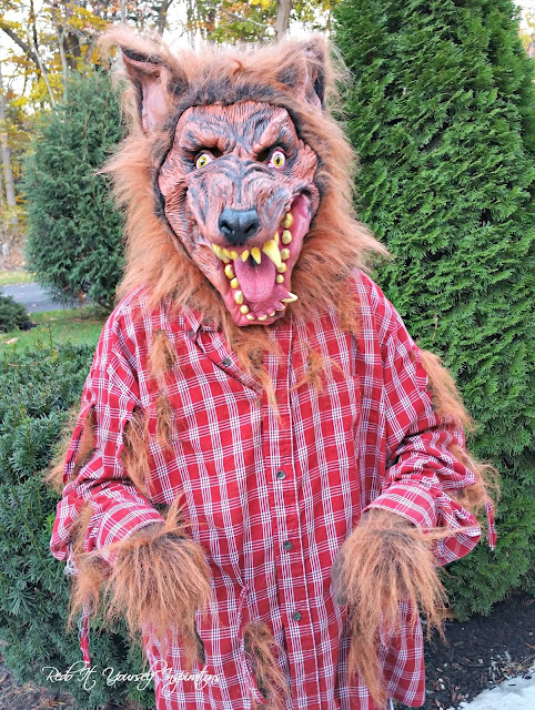 Easy diy werewolf costume redo it yourself inspirations easy diy saving halloween solutioingenieria Choice Image