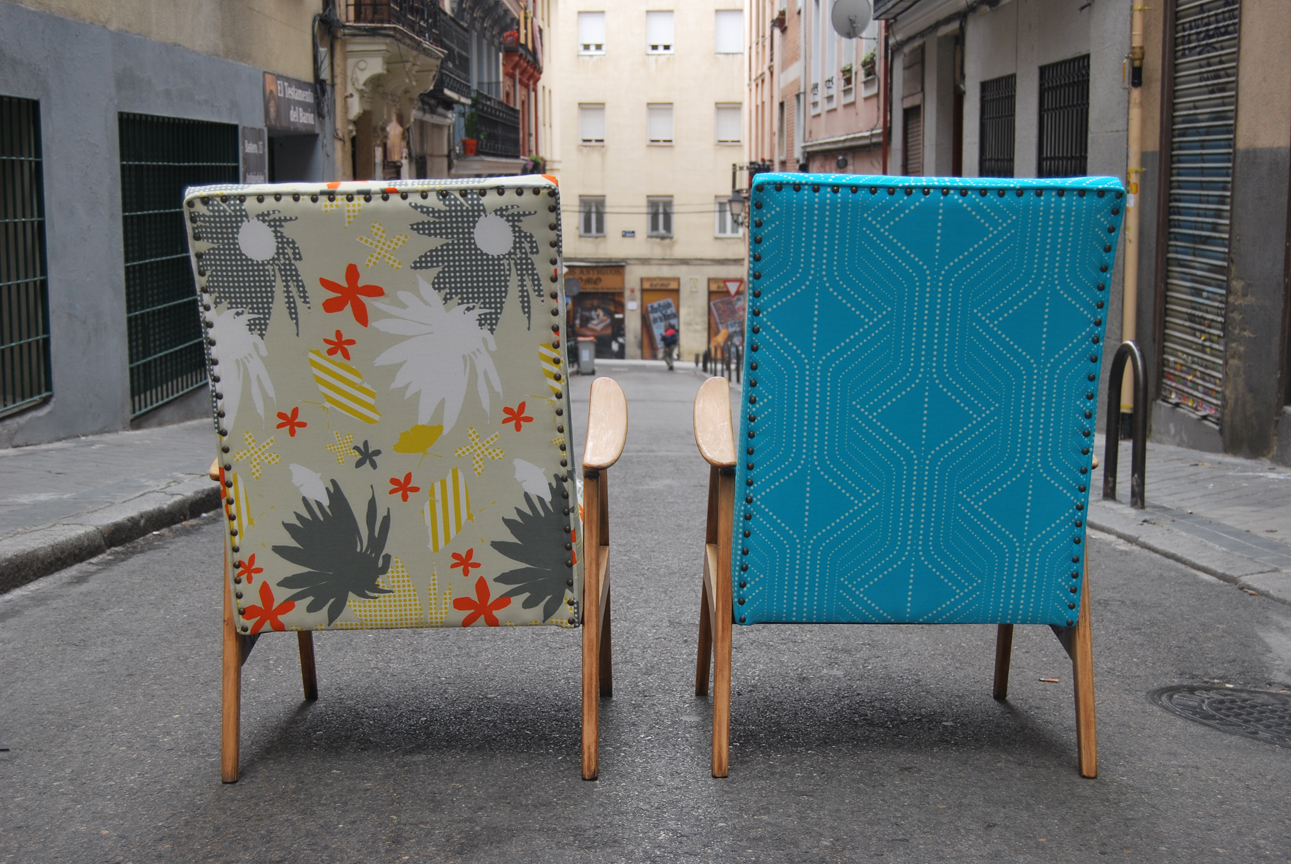 La tapicera abril 2013 - Loneta para tapizar ...