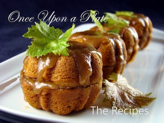 Once Upon a Plate The Recipes