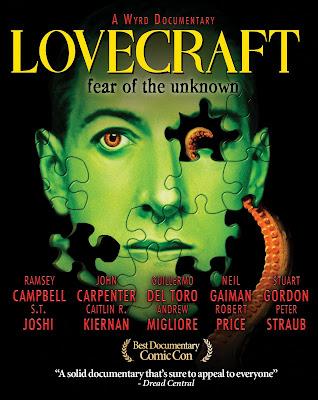 Lovecraft: Miedo a lo Desconocido:Documental Online