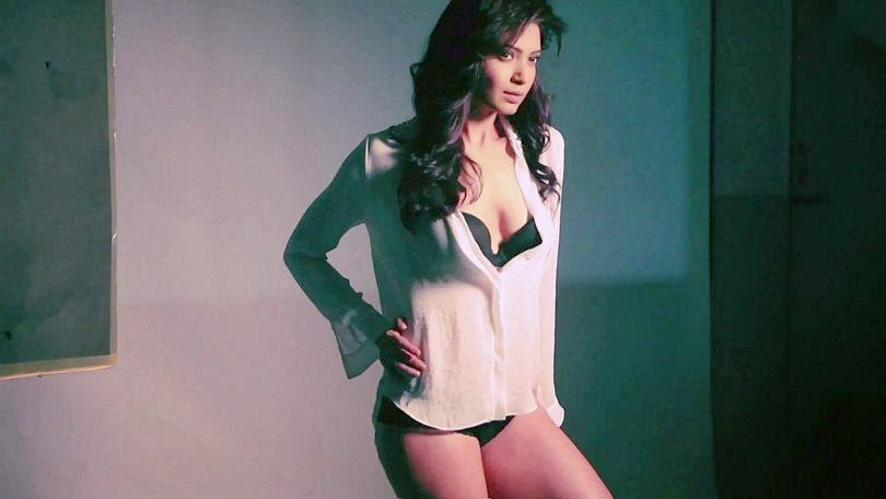 Karishma Tanna Sizzling Hot Bikini Photos