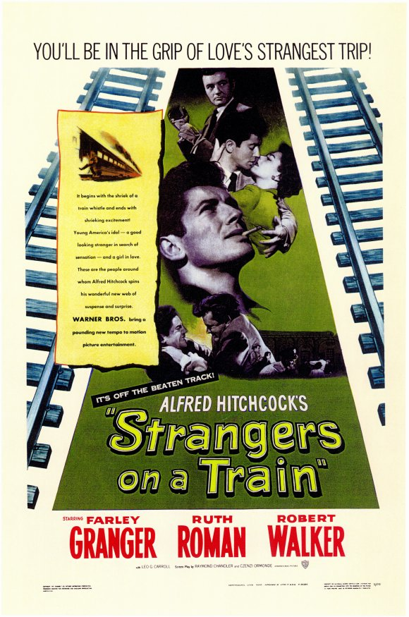 Strangers on a Train : A Hitchcock Classic (2004)