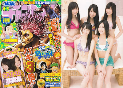 Weekly Shonen Champion 2012 No.04-05