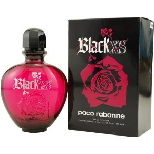 New retail packaging paco rabanne perfume for women for Paco rabanne black rose