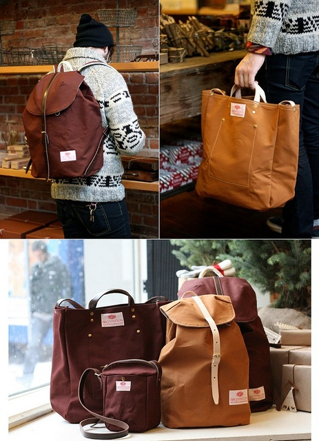 coolest design for utility men bag