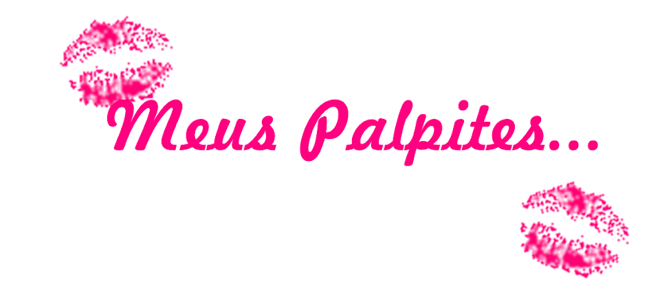 Meus Palpites...