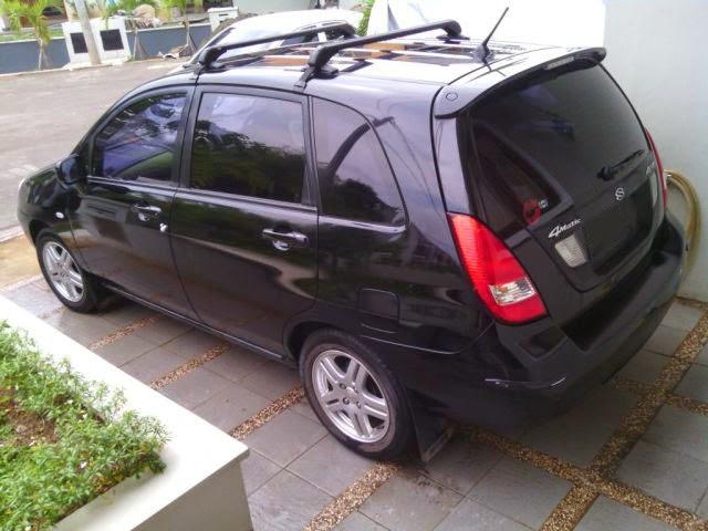 Modifikasi Mobil Suzuki Aerio Matic