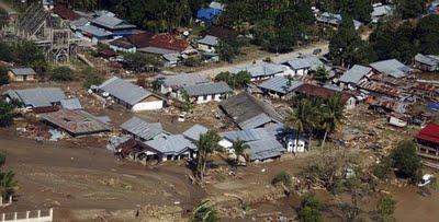 Gambar Bencana Alam Banjir Bandang Wasior