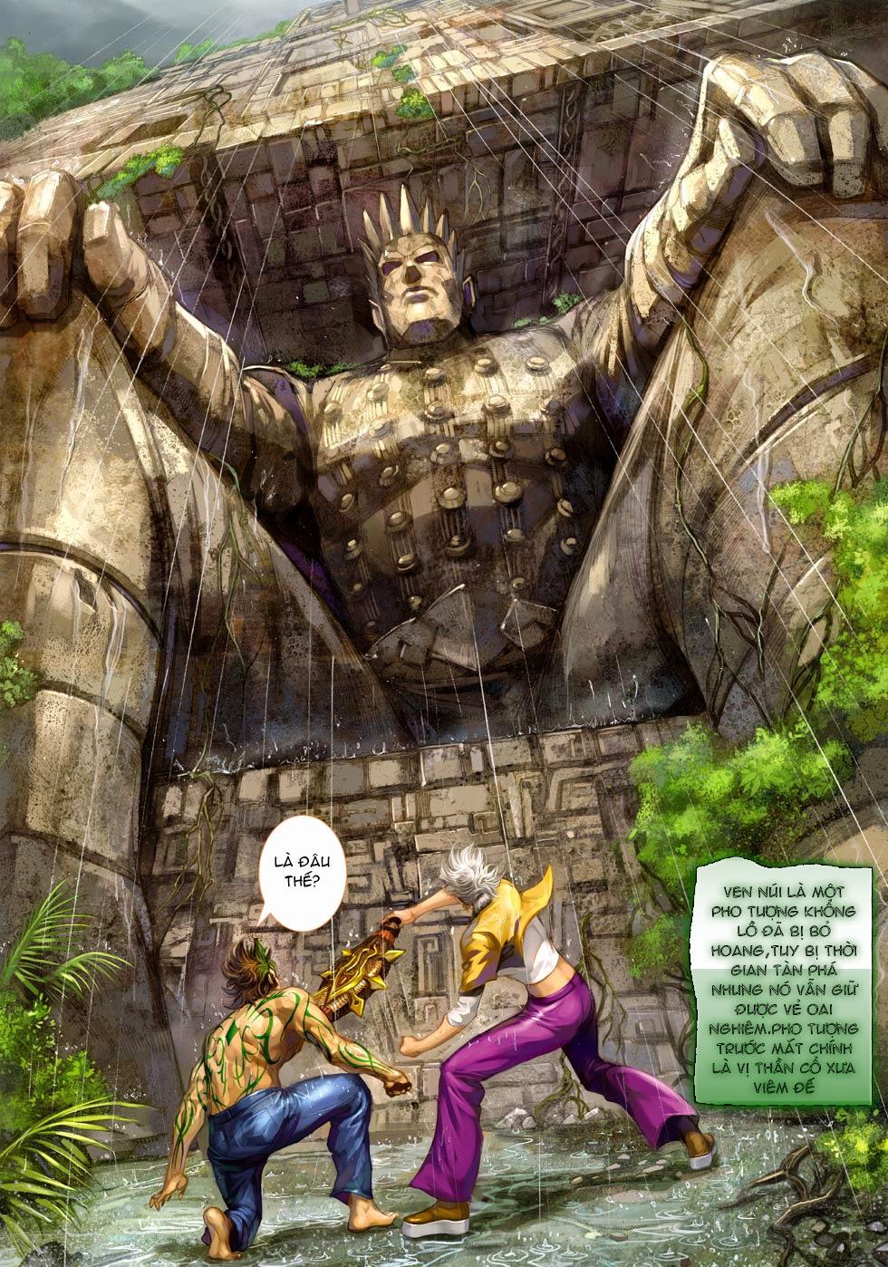 Thần Binh 4 chap 25 - Trang 35