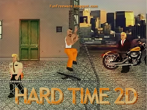 HARD TIME 2D Game Screenshot Image
