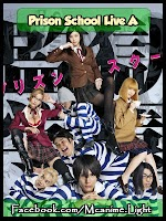 Prison School Live Action [09/09][Dorama][MEGA] HD | 720P [200MB][Sub Español]