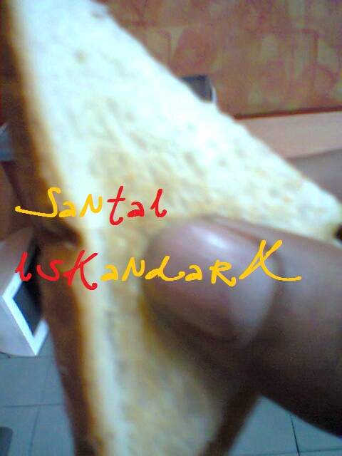 Santai-iskandarX-iskandarx.blogspot.com-is-breakfast-lewat-sikit-ari-nie-Sarapan-Bersama-iskandarX