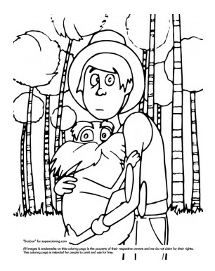 the lorax coloring page. dr seuss coloring page ideas about dr ... - Dr Seuss Coloring Pages Lorax