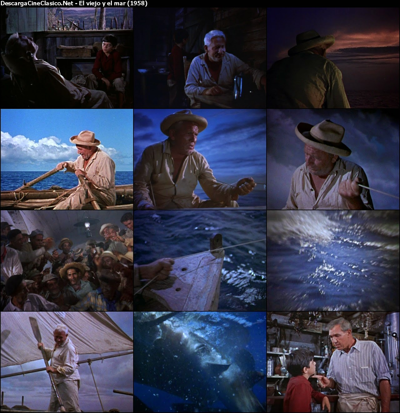 El viejo y el mar (1958 - The Old Man and the Sea)