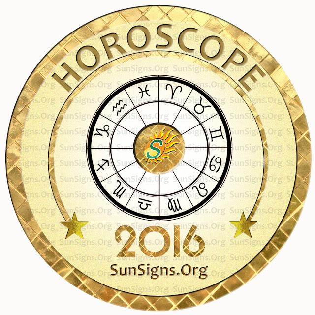 Happy New Year 2016 Horoscope