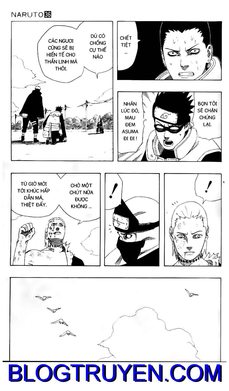 Naruto - Chapter 327 - Pic 16