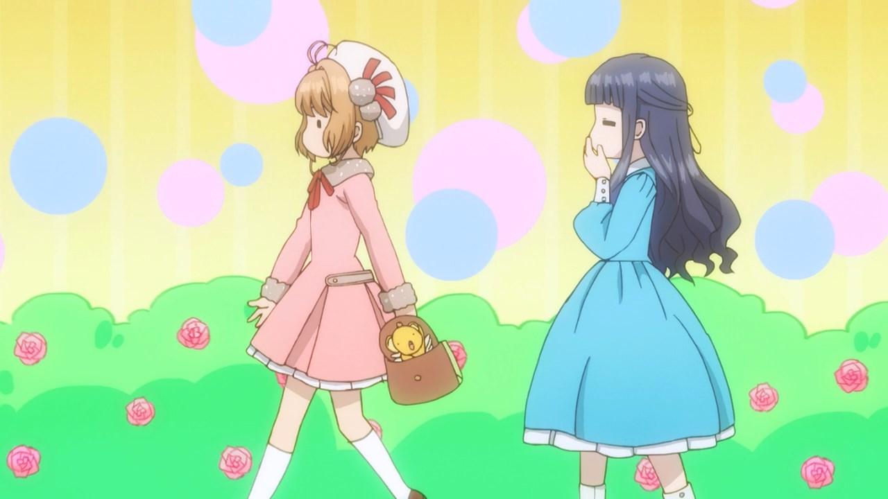 Cardcaptor Sakura: Clear Card-hen Episodio 8