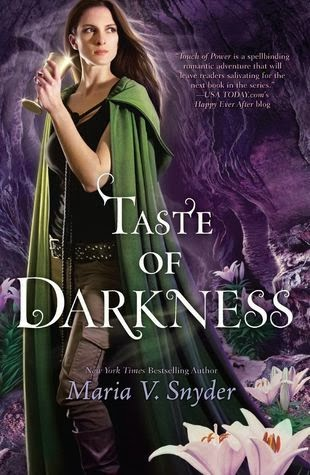 A Taste of Darkness by Maria V. Snyder