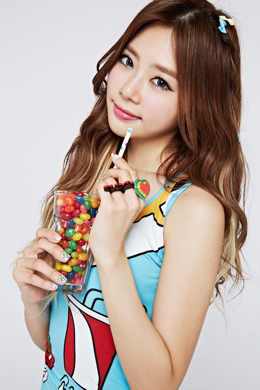 Minx Ji-U Love Shake