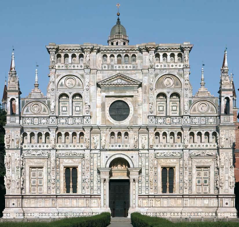 Todo arte arquitectura italiana del quattrocento lombard a for Architecture quattrocento