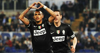 Video Gol Lazio vs Juventus 16 April 2013