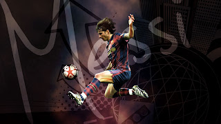 Lionel Messi Wallpaper 2011