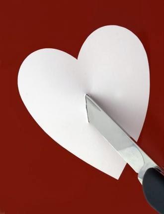 كلام حزين عن الفراق قلب مجروح جريح مقطوع مضروب مكسور جر القلوب سكين- broken heart