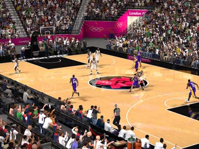 Nba 2k12 team usa london olympics arena nba2k org